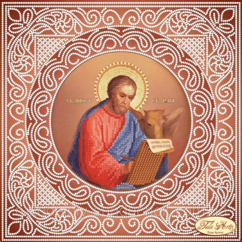 Схема для вышивания бисером Tela Artis Святой Апостол и Евангелист Лука ТИС-012(1)