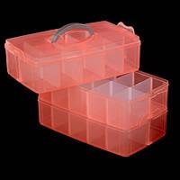 Органайзер-трансформер пластиковый 30 ячеек