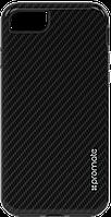 Ударопрочный защитный чехол для iPhone 7 Promate Carbon-i7