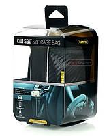 Автомобильный держатель Remax Car Seat Storage Bag цвет: черный