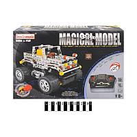 Конструктор радиоуправляемый Magical Model Джип