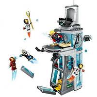 """Конструктор Lele 79128 (аналог Лего 76038) """"Нападение на башню Мстителей"""", 515 дет"""