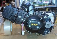 Двигатель для мопеда Альфа, Дельта, Актив 110см3, полуавтомат