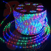Дюралайт светодиодная лента, 100 м. RGB, круглый