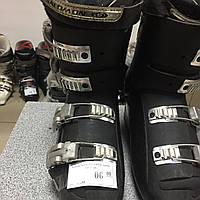 Горнолыжные ботинки SALAMON чорные 26