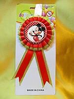 """Медаль детская """"Микки Маус"""""""