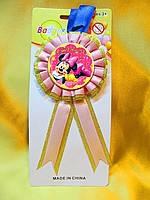 """Медаль детская """"Минни Маус"""""""