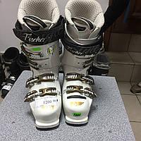 Горнолыжные ботинки FISCHER TRINITY 110 24.5