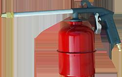 Промывочный пистолет, мовильник, набор пневмоинструмента Eurotec AT 113