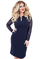 Платье женское большие размеры