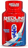 Жиросжигатель, VPX, Redline, Micro-Burst 100 caps