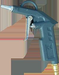 Продувочный пневмопистолет, набор пневмоинструмента Eurotec AT 113