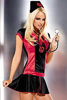 Женское эротическое белье костюм Naughty nurse dress