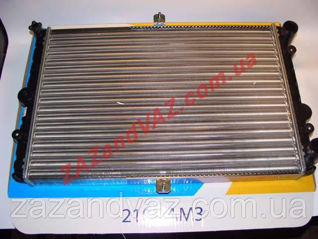 Радиатор охлаждения (основной) ВАЗ 2108-21099 АМЗ PAC-OX2108