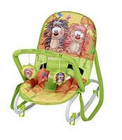 Детский шезлонг кресло-качалка Bertoni TOP RELAX  в ассортименте