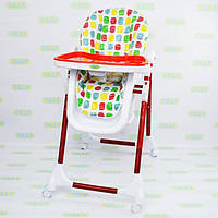 Стульчик для кормления Baby Tilly BT-HC-0002 (цвета в ассортименте), фото 1