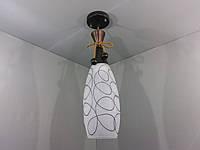 Люстра потолочная подвесная на 1 лампочку YR-8688/1
