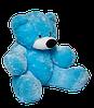 Медведь сидячий «Бублик» 140 см (цвета в ассортименте)