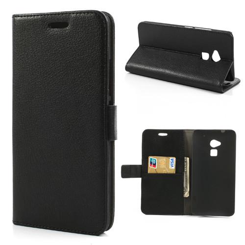 Чехол  HTC ONE MAX книжка боковой с отсеком для визиток