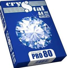 "Бумага 500листов А4 80г/м.кв. ""Crystal Pro"""