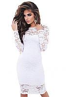 Платье подростковое, женское