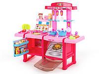 Кухня детсткая со звуком  Kinderplay