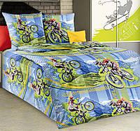 Подростковое постельное белье Фрирайд, бязь ГОСТ 100%хлопок - полуторный комплект