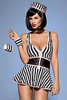 Женское эротическое белье костюм Prisoner