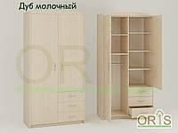 Детский шкаф Oris-mebel дуб молочный