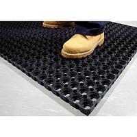 Грязезащитный ячеистый резиновый коврик  1000*1500*16мм, фото 1