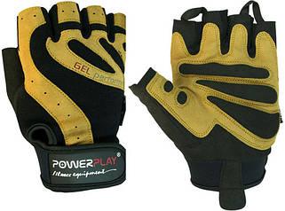 Перчатки для фитнеса и зала PowerPlay