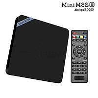 Mini M8S II 1GB+8GB Smart TV (смарт тв) Android приставка , фото 1