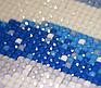 Набор алмазной вышивки Влюбленные под зонтом 30 х 30 см (арт. FS366) , фото 4