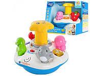 Обучающая игрушка юла Океанские развлечения Vtech 111003