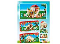 Детский игровой домик Happy Family 1514
