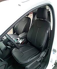 Чехлы на сиденья из экокожи Ford Kuga (Форд Куга)