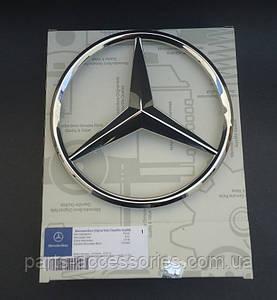 Mercedes CL CL-Class W216 2007-13 эмблема значок в решетку радиатора Новый Оригинал