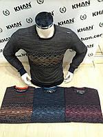 Стильный мужской джемпер Турция KHAN 46,48,50,52