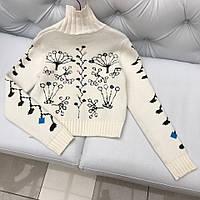 Женский шерстяной свитер Celine