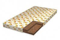 Матрас в кроватку для новорожденного Стандарт (четыре слоя кокоса)