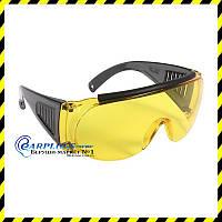 Очки для стрельбы Allen Fit-Over 2170 (Yellow)