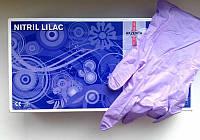 Перчатки нитриловые неопудренные Akzenta