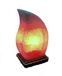 Соляной светильник Огонёк маленький