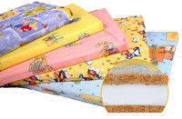 Матрас в кроватку для новорожденного Люкс (кокос-поролон-кокос)