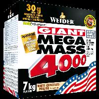 WeiderГейнер Мега массMega Mass 4000 (7 kg )