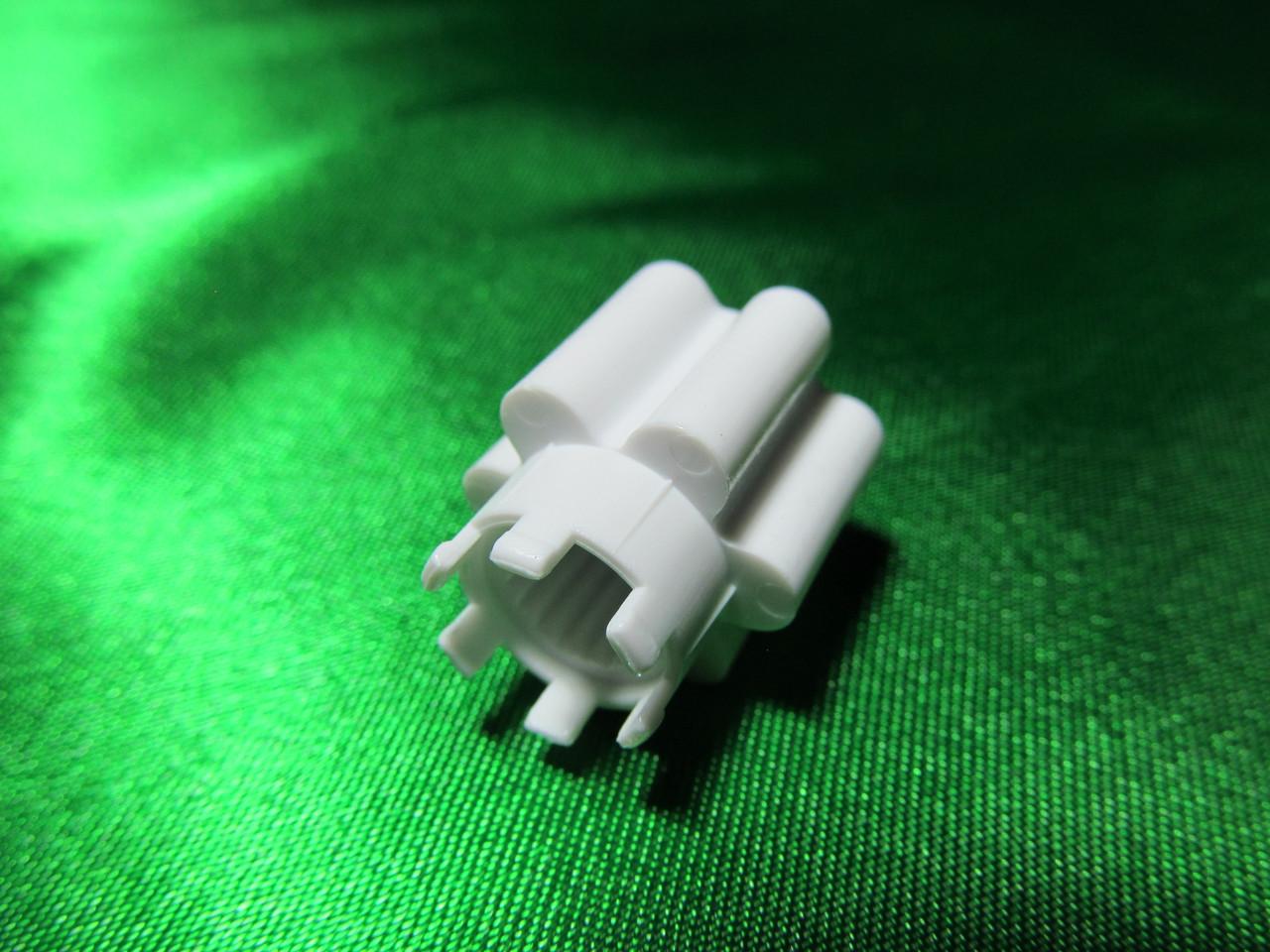 Соединение-муфта для оси мотора к кухонным комбайнам Bosch, Siemens, Neff, Gaggenau (Бош, Сименс, Нефф)