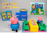 Набор мебели ТМ 8865 А  Свинка Пеппа