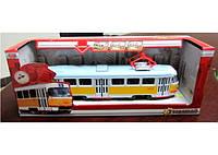 Трамвай музыкальный Автопарк 9708В