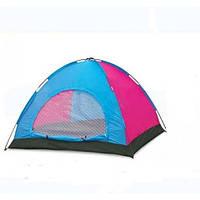 Туристическая палатка 3 х местная евроаналог 1006, модель: SY-018