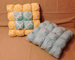 """Интерьерные подушки """"3D"""""""